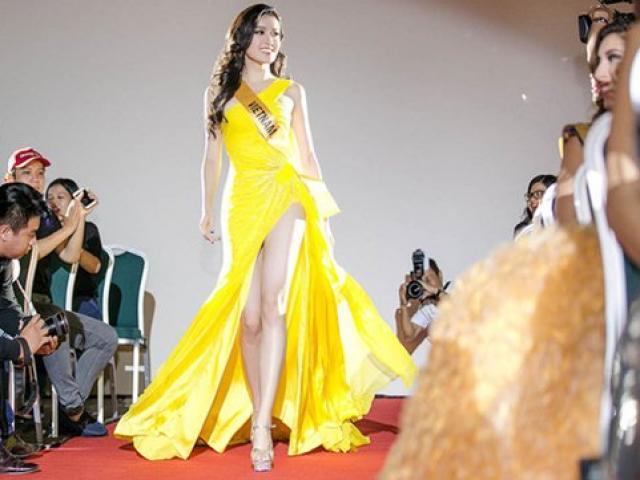 Ngọc nữ hàn gây thót tim vì lỡ diện váy khoét quá hiểm trước đám đông - 10