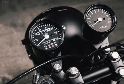 """""""Mê mệt"""" với bản độ Honda CB360T 1976 tặng bạn gái - 7"""