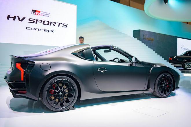 Toyota GR HV Sports: Xe 2 cửa mui trần đặc sắc - 3