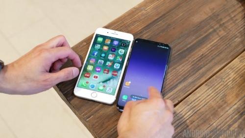 Kỳ phùng địch thủ: Chọn Galaxy S8+ hay iPhone 7 Plus? - 14