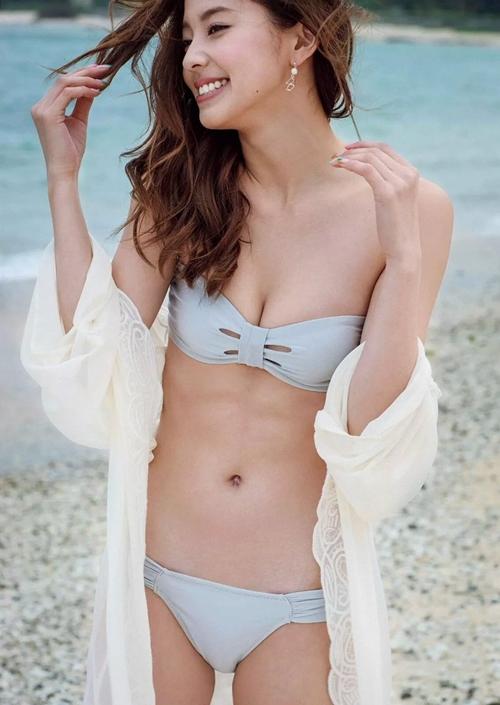 Nữ thần áo tắm Nhật Bản khiến đàn ông mê đắm, phụ nữ hết lòng hâm mộ - 6
