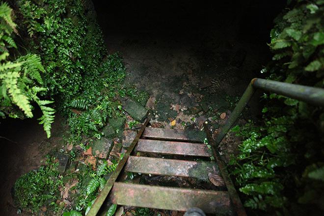 Bí ẩn hầm mộ nhiều ngách giữa lòng Hà Nội - 3