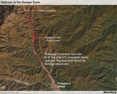 Ngồi cách xa 9.600 km vẫn biết rõ Triều Tiên sắp thử hạt nhân - 2