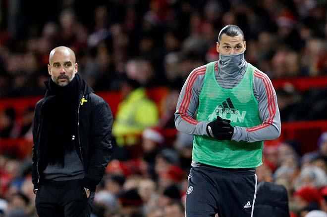 """Nguy cơ MU: Mourinho sẽ thành """"kẻ thù"""" của Ibra, như Guardiola? - 1"""