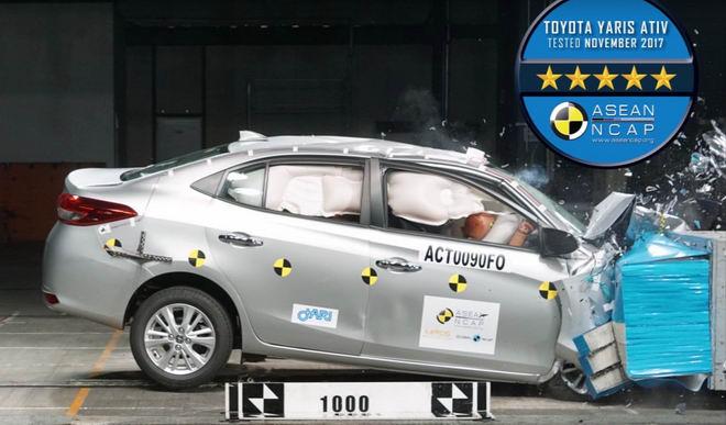 Toyota Vios 2018: Vừa rẻ vừa an toàn - 1