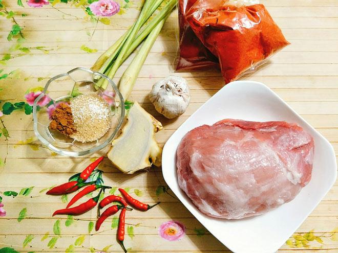 Cách làm thịt lợn giả bò khô cay cay, thơm thơm nhâm nhi ngày Tết - 2