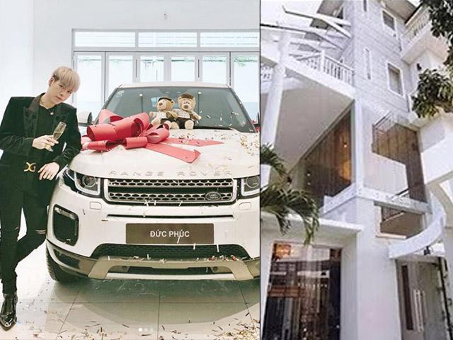 """Hòa Minzy """"bóc"""" khối tài sản khủng của Đức Phúc: 10 sổ tiết kiệm, 1 nhà, xe 4 tỷ"""