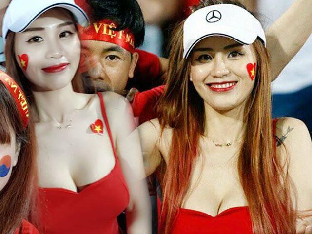 """Nữ CĐV sexy nhất khán đài: """"Người Hàn ví HLV Park như một vị thần"""""""