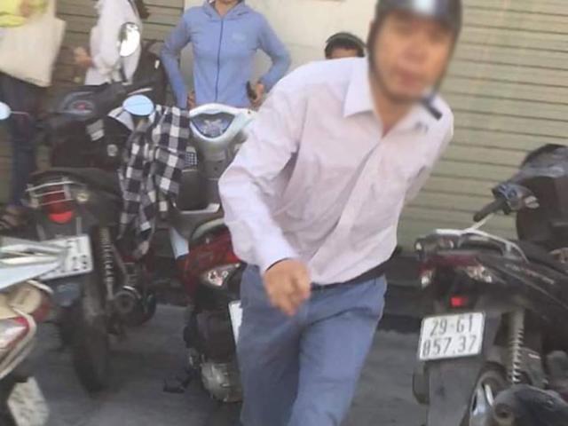 Clip: Nam thanh niên bị tố đánh phụ nữ vì bị nhắc xếp hàng khi rút tiền ATM