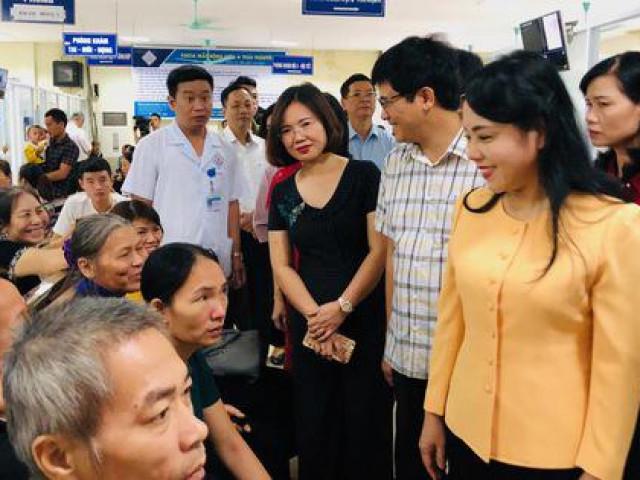 Bộ trưởng Bộ Y tế Nguyễn Thị Kim Tiến trải lòng trước khi rời ghế bộ trưởng