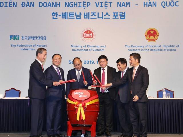 Vietjet công bố các đường bay tới Seoul mừng kỷ niệm 30 năm quan hệ ASEAN - Hàn Quốc