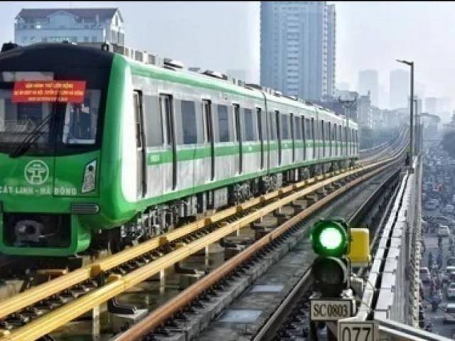 Đường sắt Cát Linh - Hà Đông quản lý, vận hành theo tiêu chuẩn thế giới