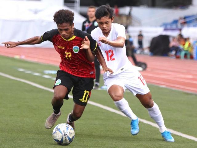 Video highlight trận U22 Timor Leste - U22 Myanmar: Ngôi sao lập công, vươn lên đầu bảng