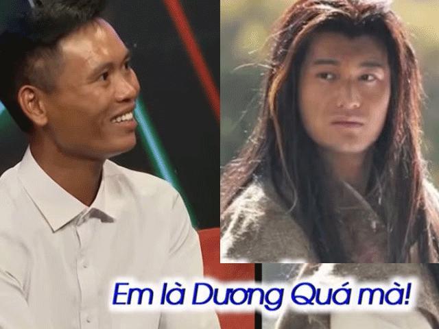 Chàng trai tự nhận mình Dương Quá tìm bạn gái xinh đẹp như Lưu Diệc Phi