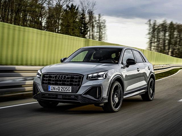 Audi Q2 bản nâng cấp được trình làng với nhiều thay đổi