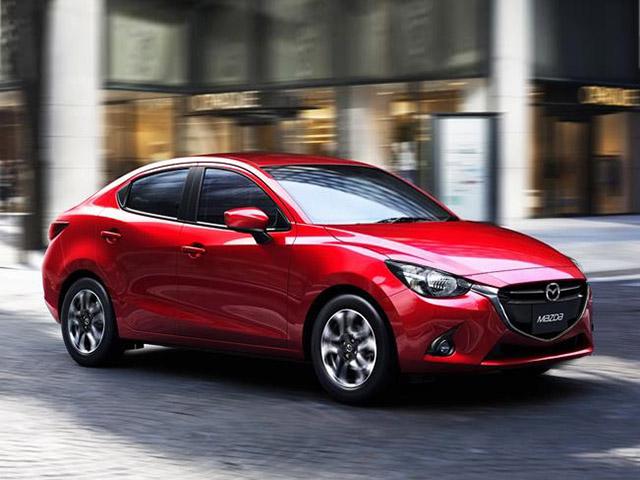 Giá lăn bánh xe Mazda2 sedan và hatchback mới nhất tháng 12/2020