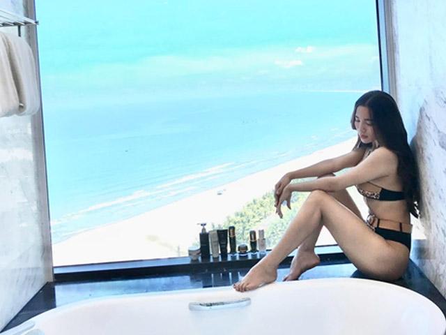 """Vợ siêu mẫu của Ưng Hoàng Phúc, Jennifer Phạm """"mê đẻ"""" dáng vẫn đẹp chẳng thua thiếu nữ"""