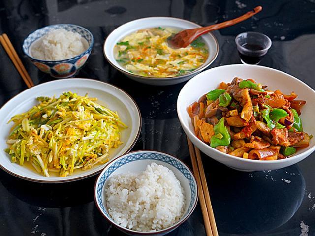 30 phút với thực đơn 3 món nhanh gọn lẹ dành cho gia đình 2 người