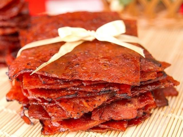 Cách làm thịt heo khô chuẩn vị người Hoa, ngon xuýt xoa ngày Tết