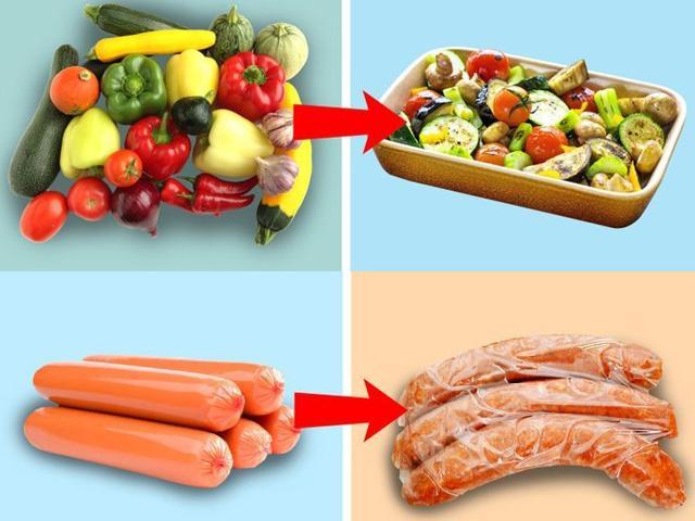 8 mẹo tận dụng đồ ăn còn tồn trong tủ lạnh thành món ngon chống ngán