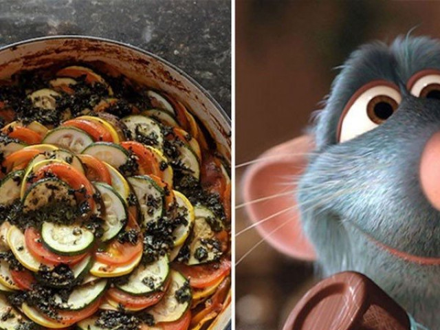 """Ratatouille: Từ món ăn """"ôi thiu"""" trở thành niềm tự hào của ẩm thực Pháp"""